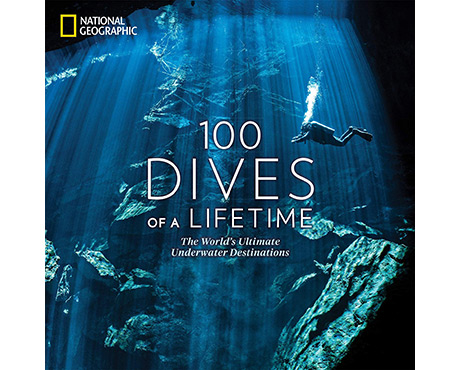 100 Dives Of A Llifetime Scuba Shop Product