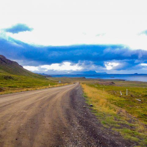 A Long Dirt Road
