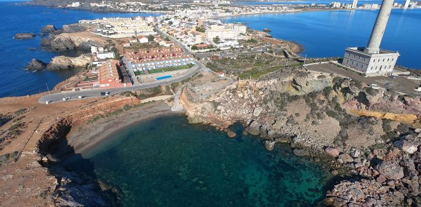 A Protected Marine Reserve Along Spain's Mediterranean Coastline