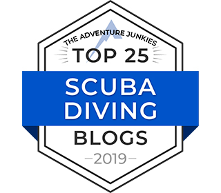 Adventure Junkies Top 25 Scuba Diving Blog
