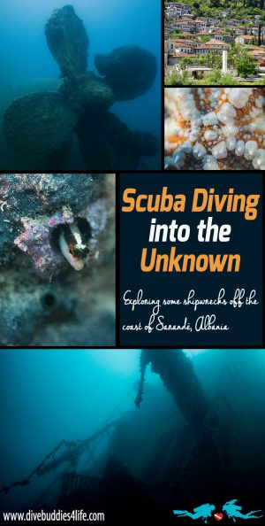 Albania Scuba Diving Shipwrecks