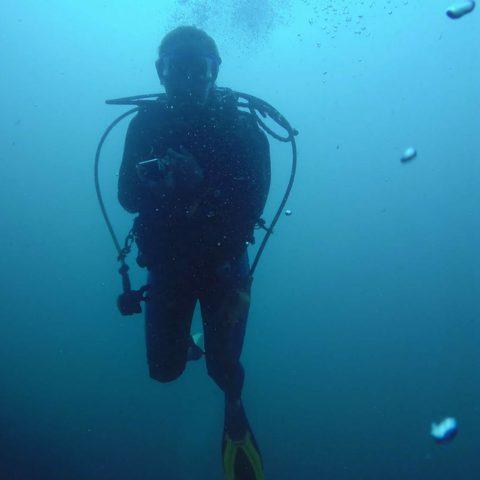 Ali Scuba Diving in Costa Rica