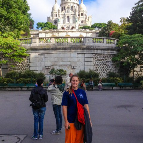 Ali and Sacre Coeur