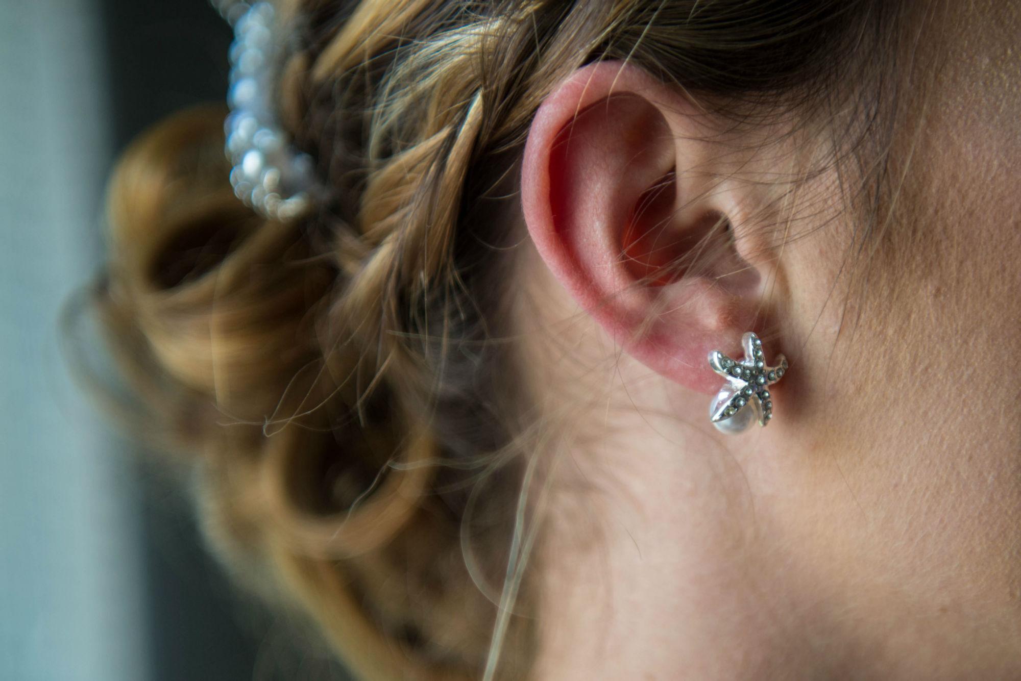 Ali's Starfish Earrings