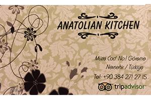 Anatolian Kitchen Logo