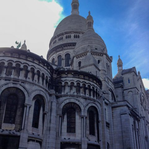 Architecture of Sacré Coeur