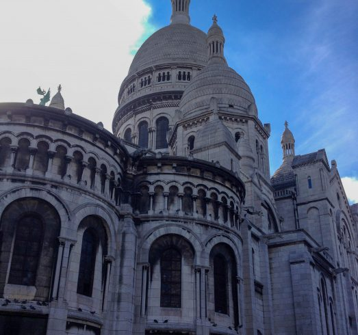 Architecture of Sacré Coeur