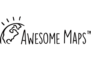 Awesome Maps DB4L Partner Company Logo