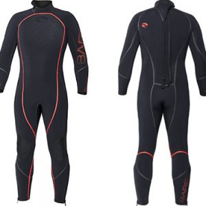 Bare Evoke Mens 5mm Wetsuit Scuba Shop Product