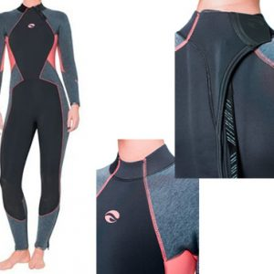 Bare Evoke Womens 5mm Wetsuit Scuba Shop Product