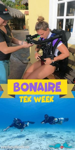 Bonaire Tek Diving Week