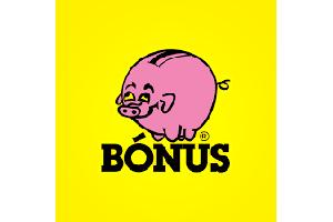 Bonus Grocery Store Logo