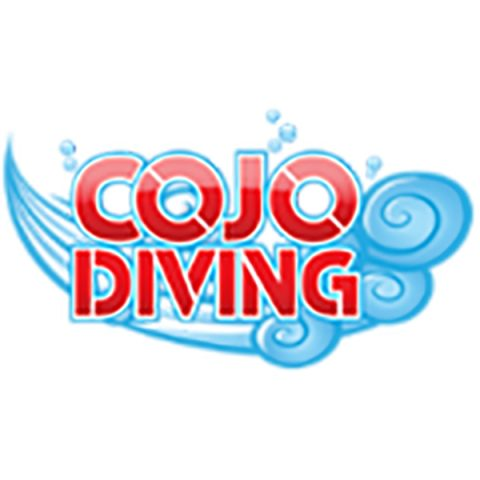 COJO Diving Dive Shop Logo