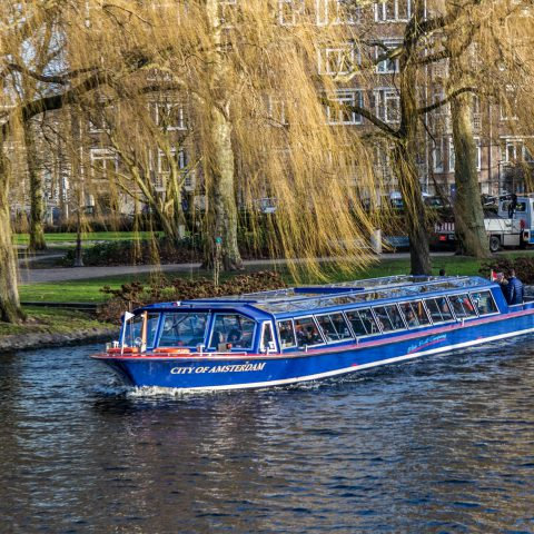 Canal Cruise Boat