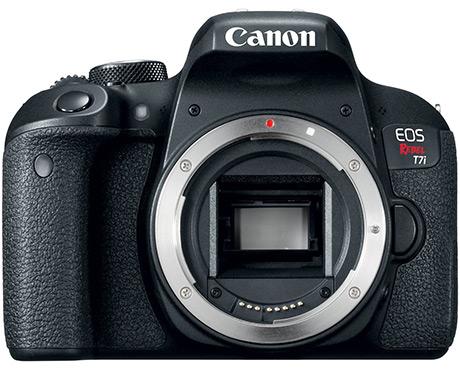 Canon T7i Rebel Body Scuba Shop Product