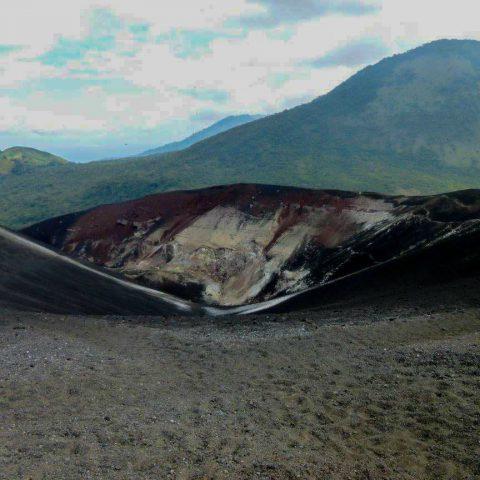 Cerro Negro Scenery