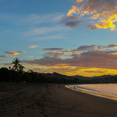 A Storybook Worthy Costa Rican Sunset