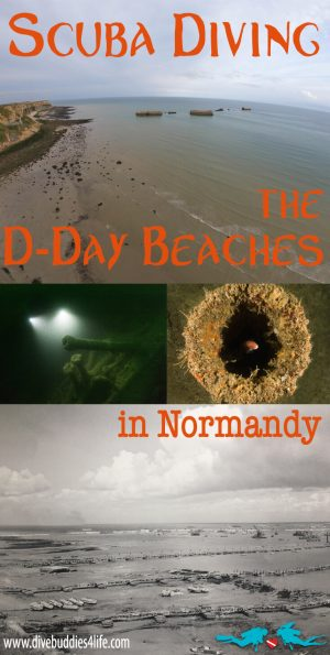 D-Day Beaches Normandy Scuba Diving