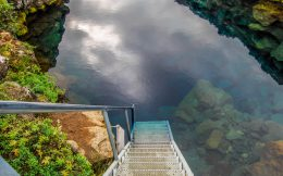 The Stairs into the Water