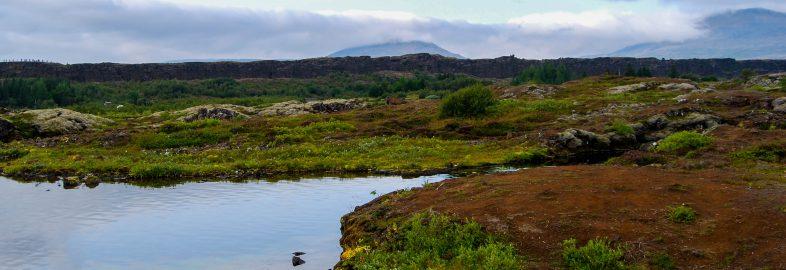 The Silfra Landscape