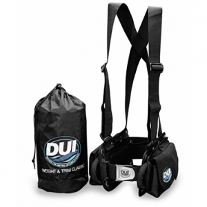 DUI Weight Harness Technical Scuba Diving Dive Buddies Product