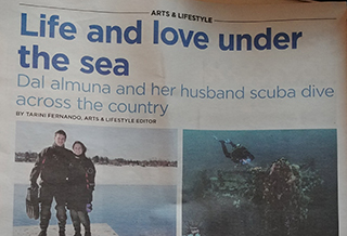 Dalhousie Gazette Life And Love Under The Sea Canadian Splash Article