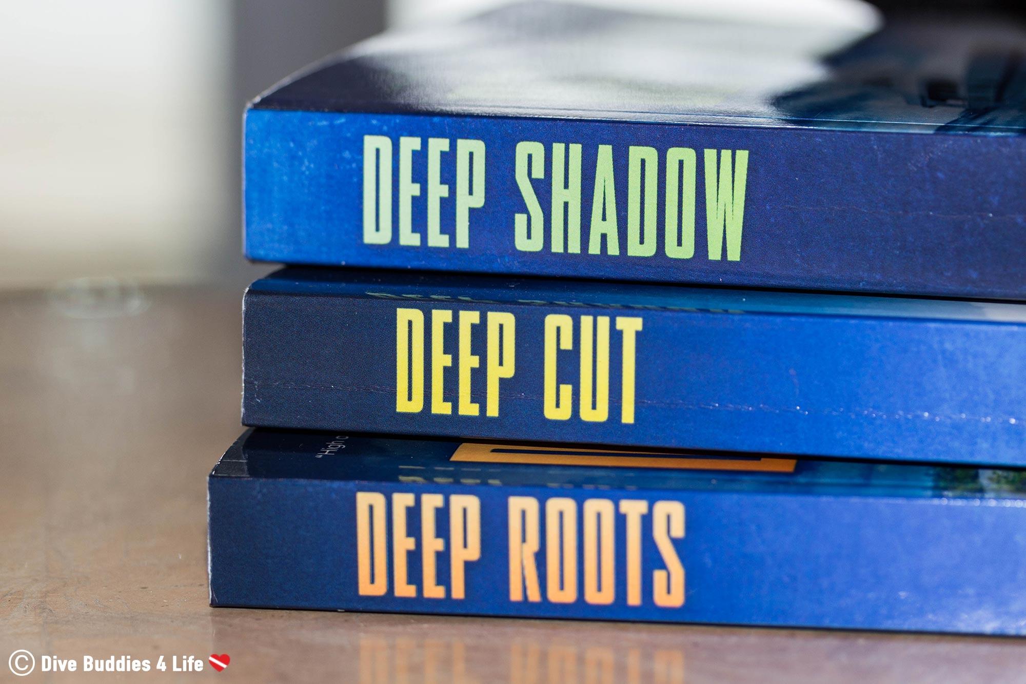 Deep Cut Part Of The Deep Scuba Diving Novel Series By Nick Sullivan