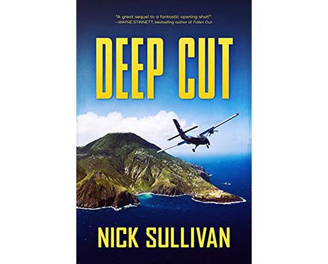 Deep Cut Scuba Diving Novel By Nick Sullivan