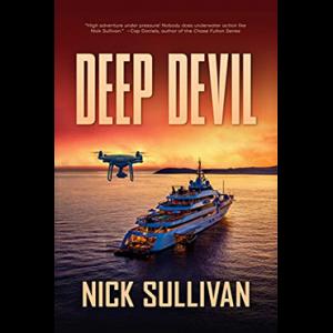 Deep Devil Scuba Diving Novel By Nick Sullivan