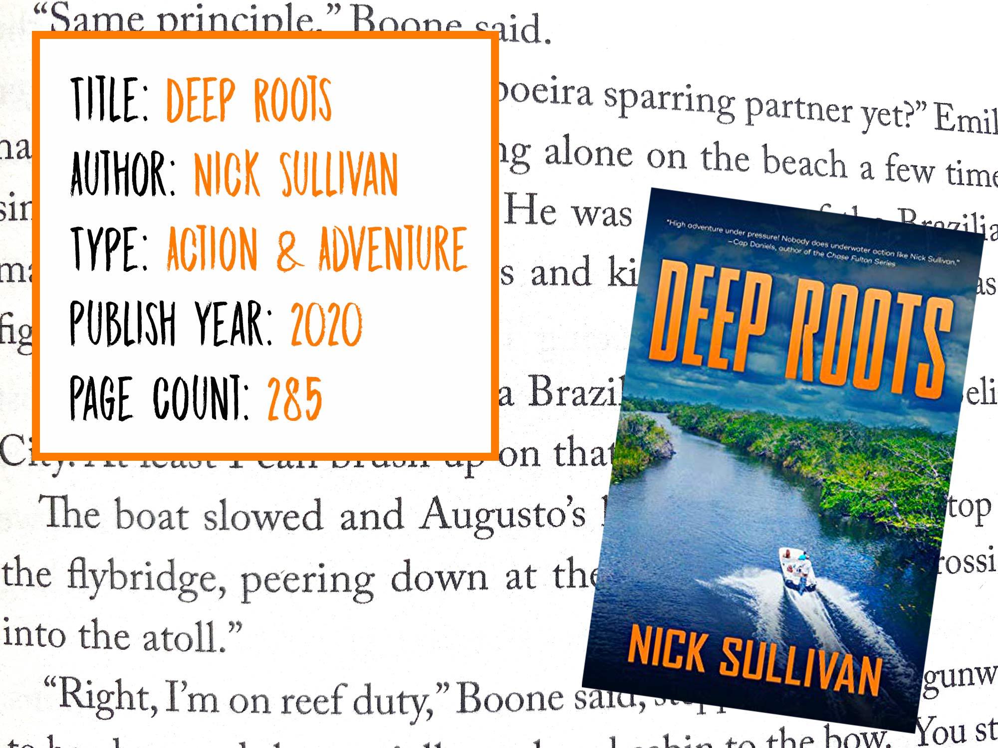 Deep Roots The Deep Series Book Info