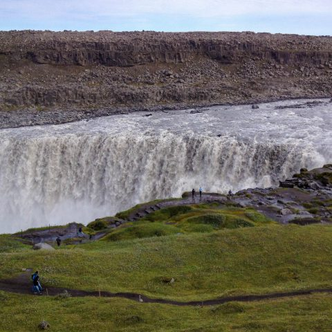Iceland's Dettifoss Waterfall Overview