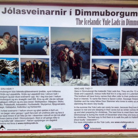 Dimmuborgir Sign and Information