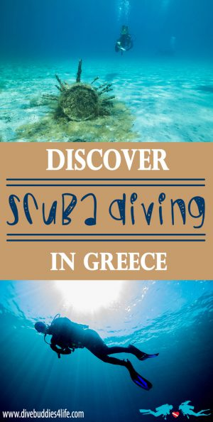 Discover Scuba Diving In Greece Pinterest