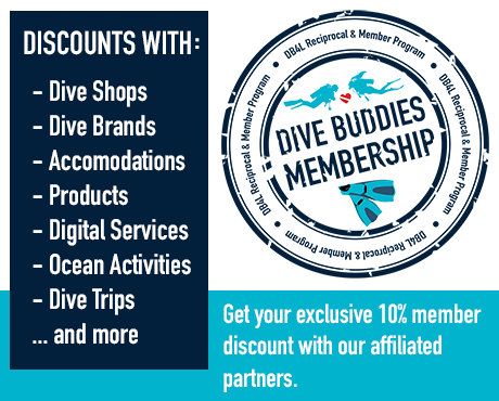 Dive Buddies 4 Life Membership Scuba Shop Product