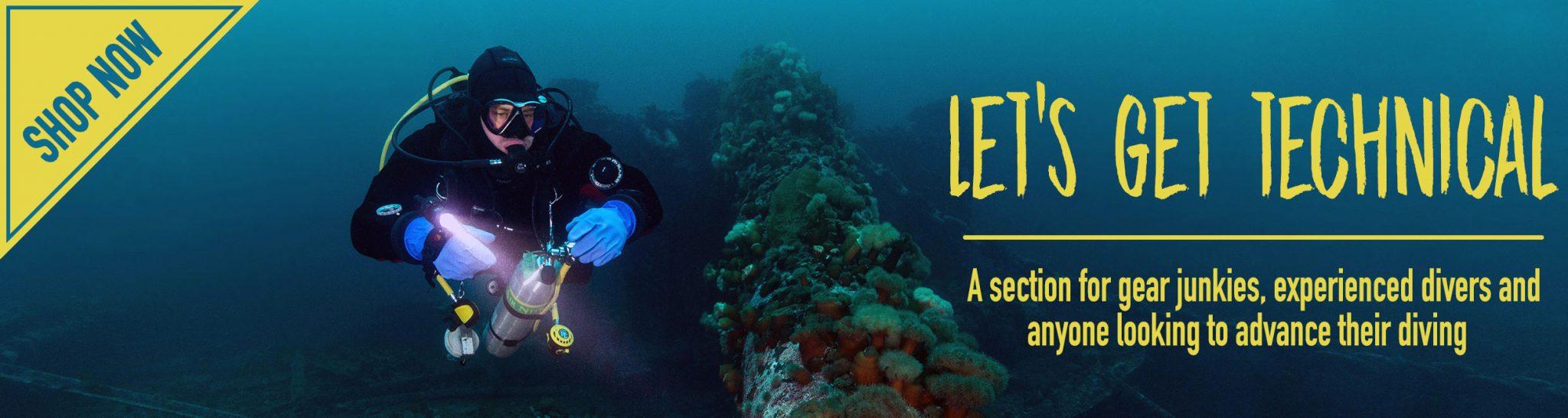 Dive Buddies 4 Life Shop Technical Dive Gear