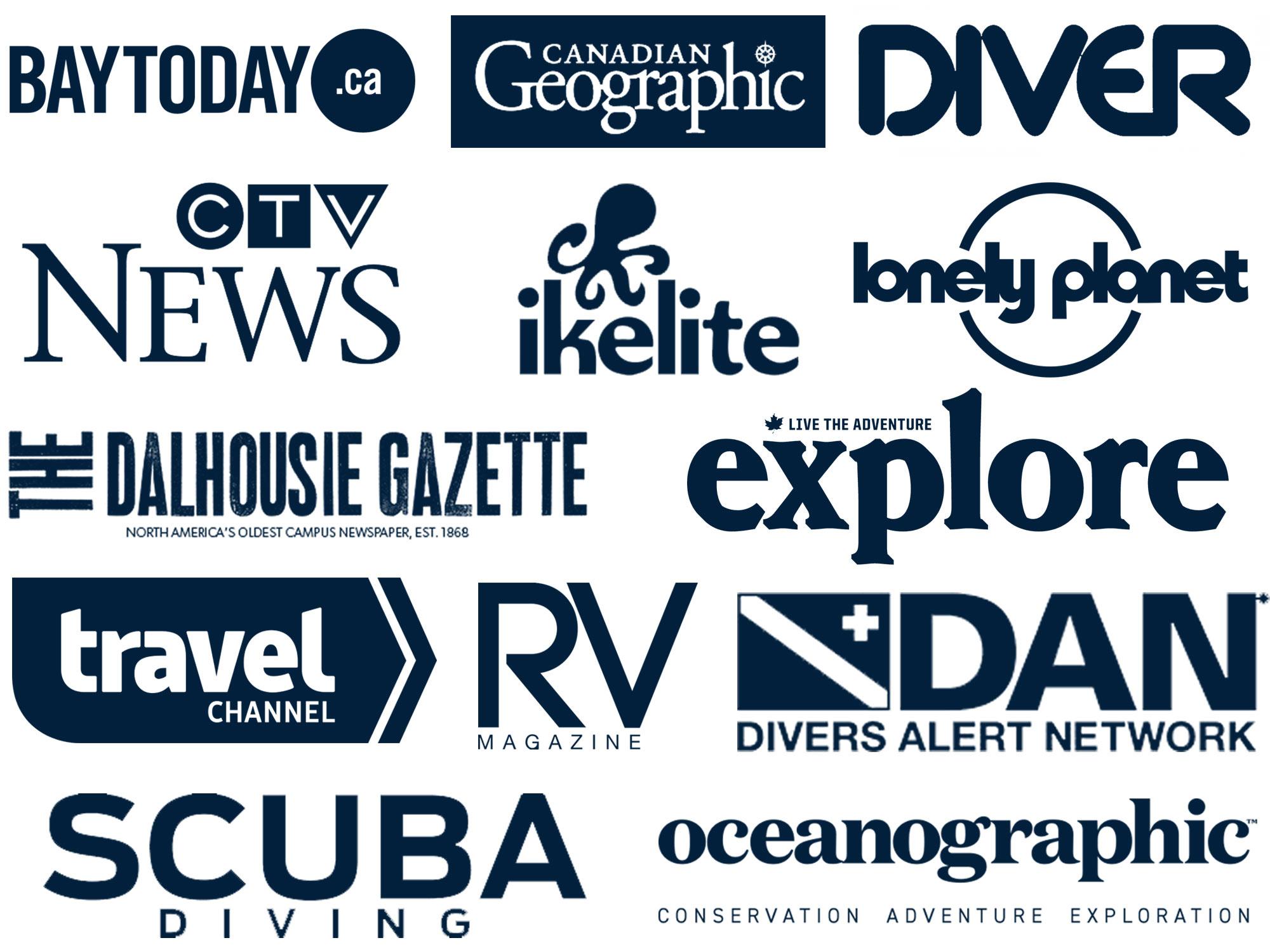 Dive Buddies Partner Feature And Publications