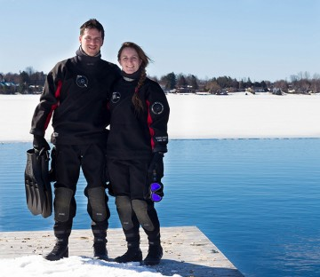 Dive Buddies Shop Cold Water Dive Gear