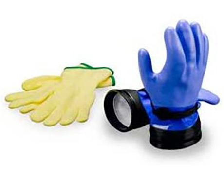 Dry Gloves And Liners Scuba Shop Product