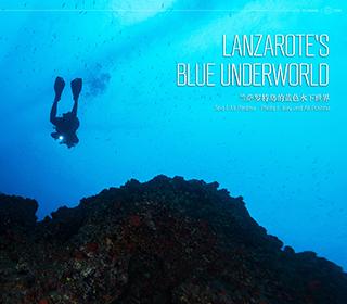 EZ Dive Lanzarote Scuba Diving Magazine Piece