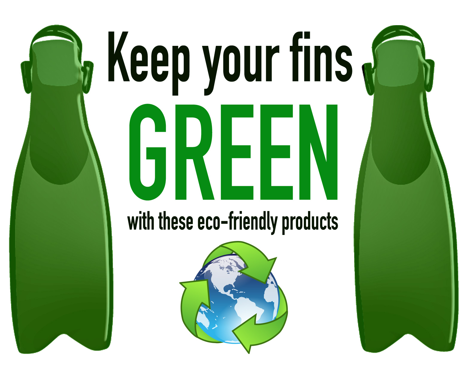 Eco Friendly Logo In DB4L Shop Products