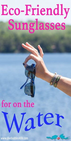 Eco Friendly Sunglasses For On The Water With Wildwood Eyewear