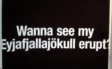 Funny Eyjafjallajökull Shirt