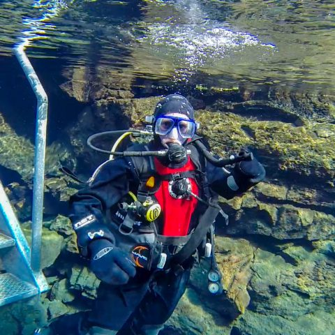 First Submersion in the Silfra