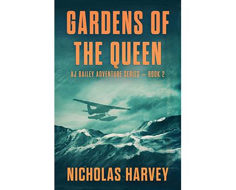 Garden Of The Queen Scuba Diving Novel By Nicholas Harvey