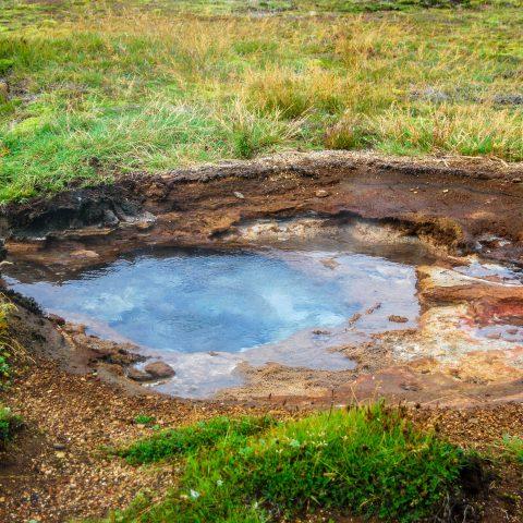Golden Circle Geysir Hole