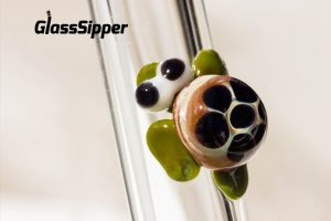 Glass Sipper Eco Friendly Drinking Straw