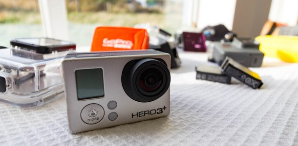 Go Pro Equipment For Underwater Photography While Scuba Diving