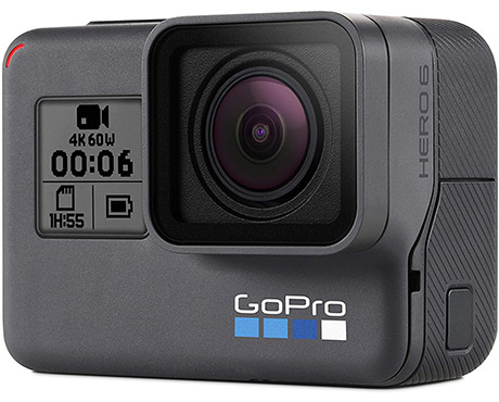 GoPro Hero 6 Black Scuba Shop Product