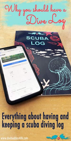 Having And Keeping A Scuba Diving Log