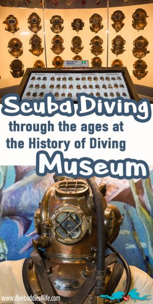 History Of Diving Museum Pinterest